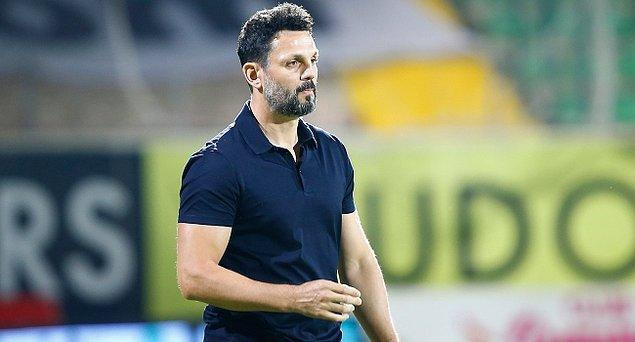 Uzun zamandır futbol gündemi meşgul eden Erol Bulut - Fenerbahçe haberleri resmiyet kazandı.