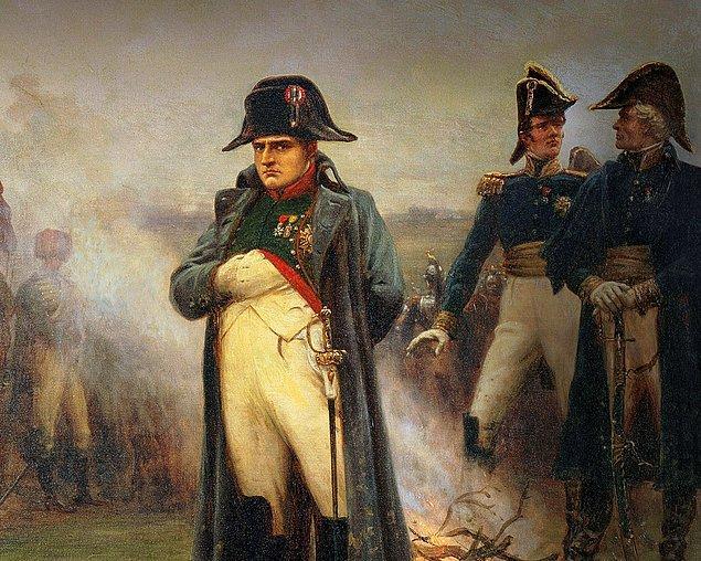 """13. Napolyon'un kullandığı kolonya olan """"4711"""" günümüzde hala üretilmektedir."""