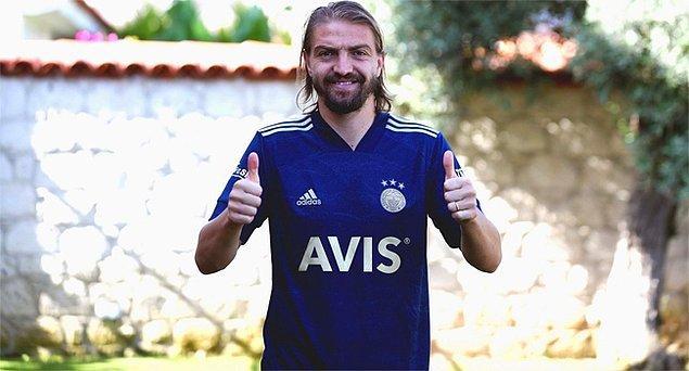 Günün 3. transfer haberi ise Caner Erkin oldu.
