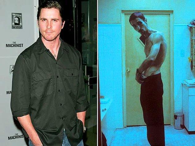 4. Christian Bale