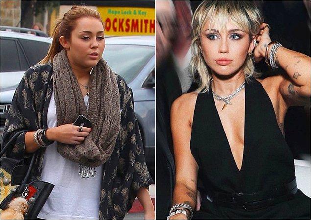 17. Miley Cyrus