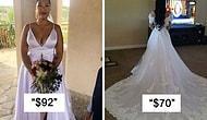 20 раз когда невесты доказали, что возможно найти шикарное, но бюджетное свадебное платье