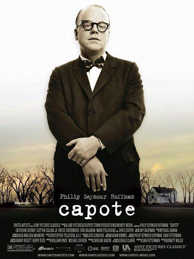 6. Capote (2005), IMDb: 7,3