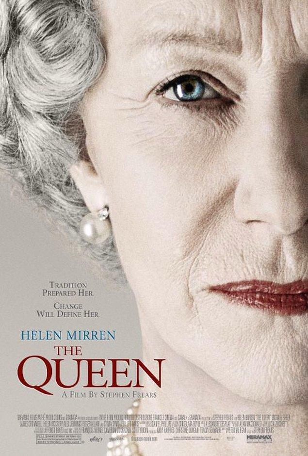 21. Kraliçe (2006), IMDb: 7,3