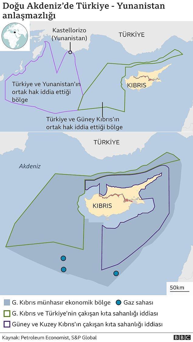 Türkiye ve Yunanistan hangi konuda anlaşamıyor?