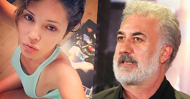 59. yaşının içinde olan Tamer Karadağlı bu kez de 39 yaşındaki Didem Ceran'la berabermiş...