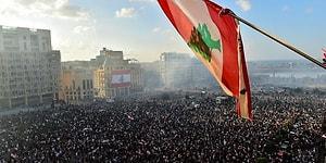 Власть уходит: На фоне протестов в Ливане министры один за другим начали подавать в отставку