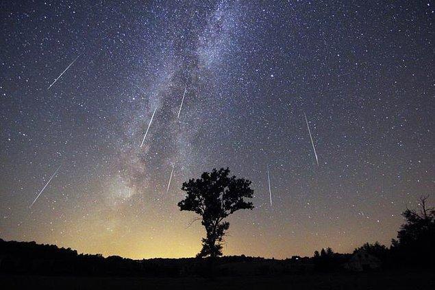 Meteor yağmurunu izlemek için en iyi zaman dilimi nedir?