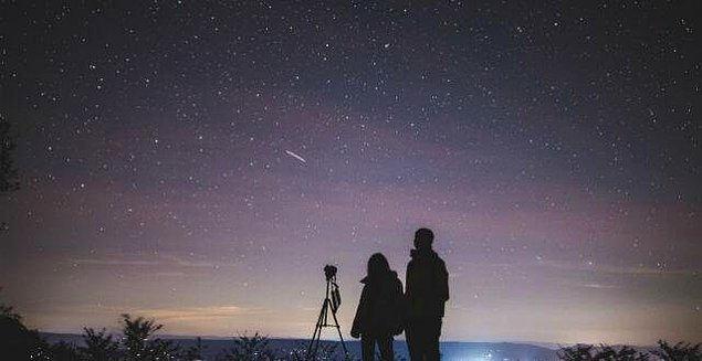Peki meteor yağmuru nasıl izlenmeli?