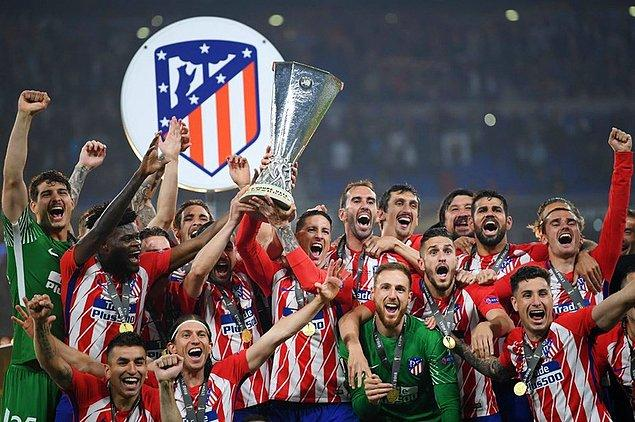 Muhaliflerin Takımı: Atletico Madrid