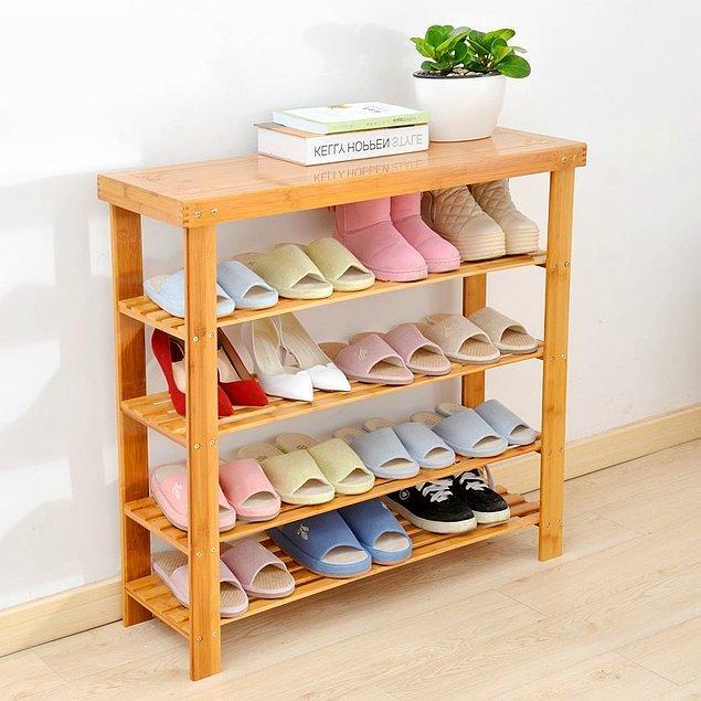 2. Ayakkabılık