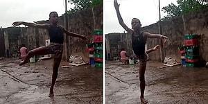11-летний мальчик из Нигерии получил стипендию от школы танцев Нью-Йорка после того, как его балетное представление босиком стало вирусным Сети