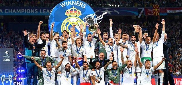 1-Real Madrid
