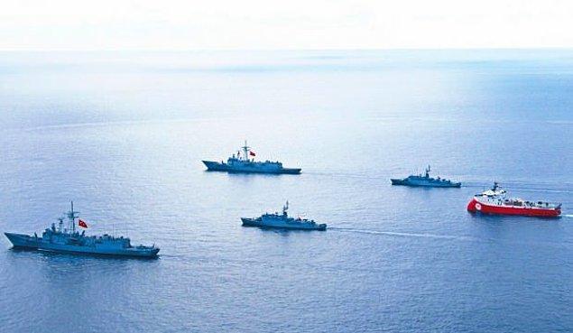 """""""Bu sivil gemilerimize yapılacak saldırıyı cevapsız bırakamayız"""""""