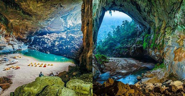 6. Hang En, Vietnam