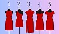 Выберите платье и узнайте свои определяющие черты характера