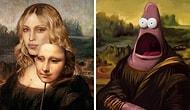 40 самых неожиданных версий Моны Лизы, переосмысленные цифровыми художниками