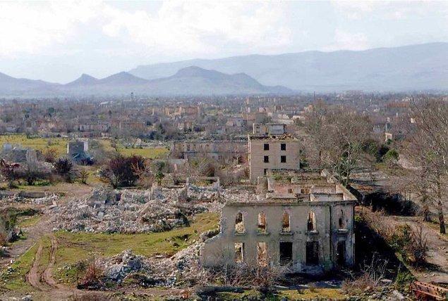 9. Ağdam, Azerbaycan