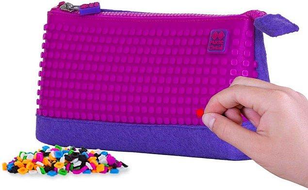 4. Çocuğunuz her alanda yaratıcı olsun istiyorsanız bu kalem kutu tam size göre.