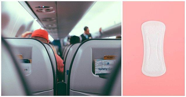 1. ''Uçaktaki bedava her şeyi alma sorunsalı''