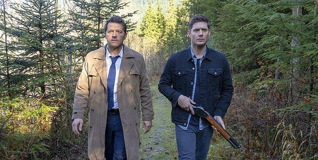8. Son 7 bölümü kalan Supernatural 8 Ekim'de ekranlara dönüyor. 19 Kasım'da dizi final yapacak. Finalin adı Supernatural: The Long Road Home.