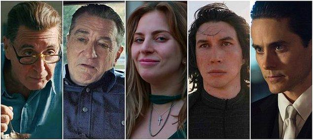 14. Ridley Scott'ın yeni filmi Gucci'nin kadrosuna Robert De Niro, Al Pacino, Jared Leto ve Adam Driver katılmak üzere. Başrolde Lady Gaga da var.