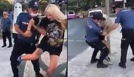 Kadıköy'de Bir Kadına Sert Müdahale Ederek Gözaltına Alan Polisler Görevlerine İade Edildi