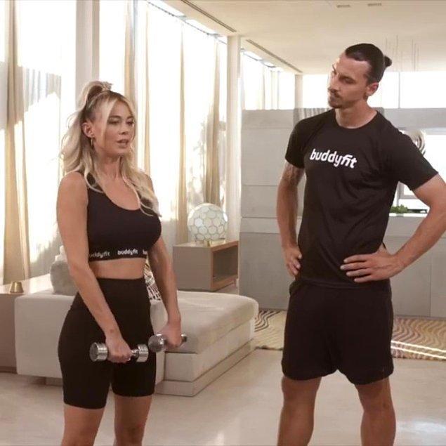 Zlatan Ibrahimovic'in ünlü İtalyan spiker Diletta Leotta ile aşk yaşadığı haberleri gündemde bomba etkisi yarattı.