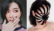 Художница-самоучка использует свое лицо для создания крутых оптических иллюзий (25 фото)