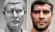 Лица римских императоров восстановили при помощи искусственного интеллекта