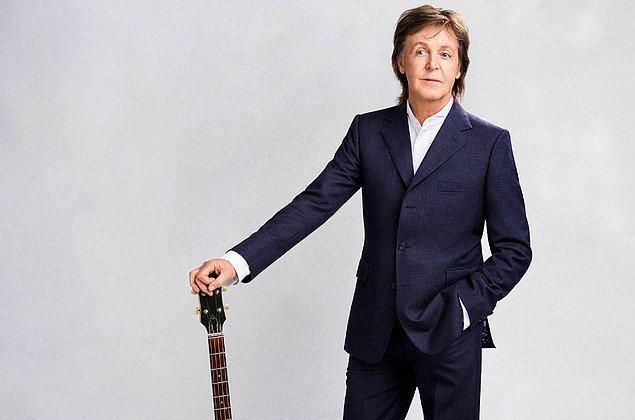 5. Paul McCartney