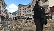 Giresun'da Sel Felaketinin Yarattığı Yıkım Objektiflere Yansıdı 📷