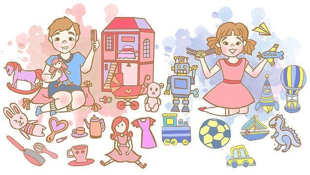 Her şey, doğmamış bir çocuğun cinsiyetinin ilanındaki mavi ve pembe balonlarla başlıyor aslında…