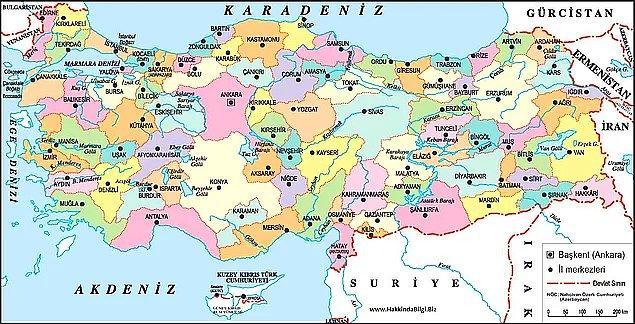 2. Tebrikler! 7-6=1 ve 7+6=13 sonuçlarını birleştirip cevabın 113 olduğunu buldun! Şimdi; ülkeyi kasıp kavuran bir seri katil var. Şimdiye kadar sırasıyla Samsun, İstanbul, Diyarbakır, Bitlis ve Artvin'de cinayet işledi. Sıradaki cinayeti nerede olacak dersin?