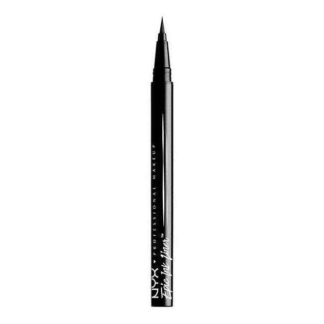 5. Suya dayanıklı (waterproof) bir eyeliner olan Epic Ink Eyeliner, vegan formülü ile doğal görüntü severler için mükemmel bir tercih!