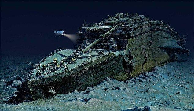 1. Geminin enkazı kazadan 73 yıl sonra bulundu...