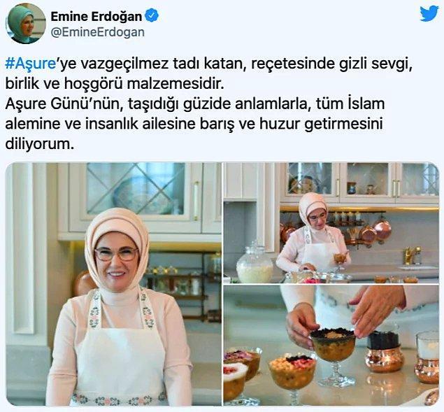 3. Emine Erdoğan'ın mutfağındaki musluğun 10 bin TL olması...