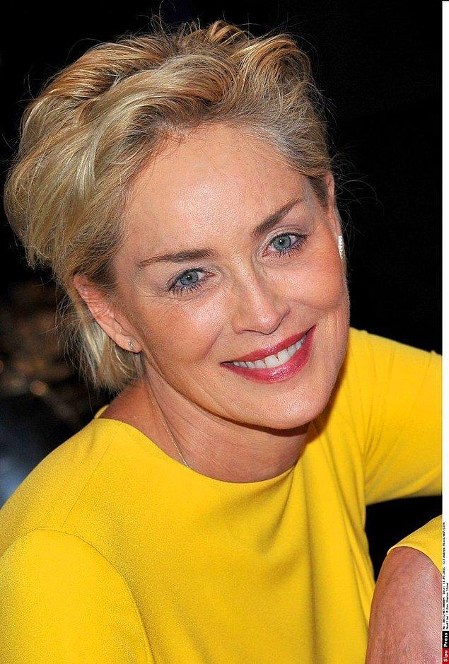 11. Sharon Stone