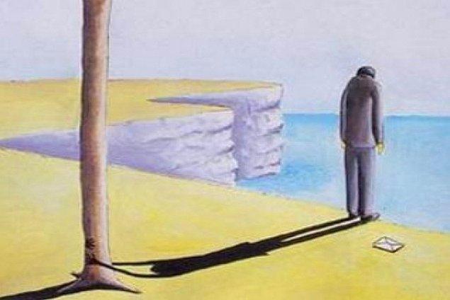 Buradaki ana temanın yaşam sevgisi mi yoksa ölüm korkusu mu olduğunu hala anlayamıyorum.