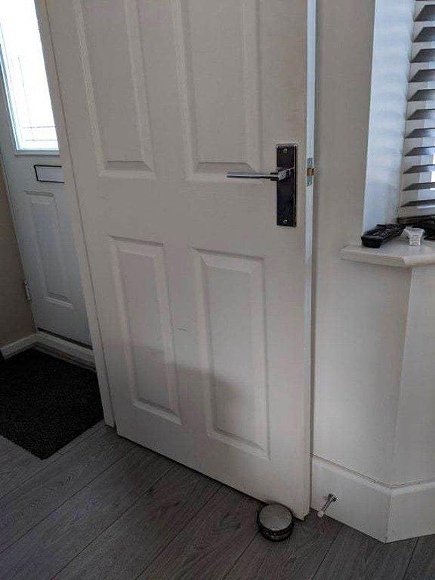 13. Kapı tamponunu yanlış tarafa montelemiş de olabilirdi.