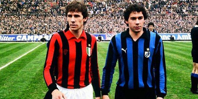 Milano derbisi ile başlayalım. Shevchenko, Ronaldinho, Ibrahimović... Derby della Madonnina'da kimleri görmedik ki?