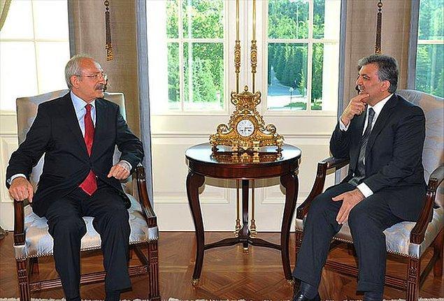 'Kılıçdaroğlu'nun Gül'den vazgeçmediği anlaşıldı'