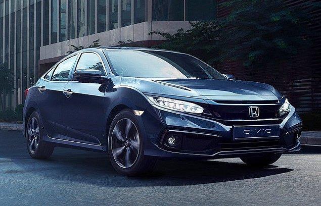 Honda Civic Sedan: 209.600 TL