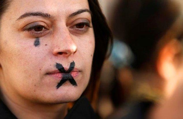 Tacize, tecavüze ses çıkarmayan herkes bu suçun ortağıdır. Bizim artık çocukların, kadınların yaşadığı tacizleri ve tecavüzleri konuşmuyor olmamazı lazımdı ama olmadı. Çünkü bu dünya kötü bir dünya!