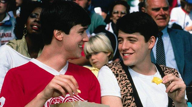 4. Ferris Bueller's Day Off  (1986)