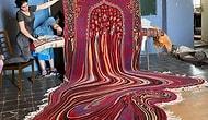 30 психоделических ковров от азербайджанского дизайнера Фаига Ахмеда