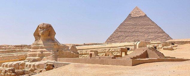 20. Mısır - Kadınlar: 74.8 yıl / Erkekler: 69.5 yıl