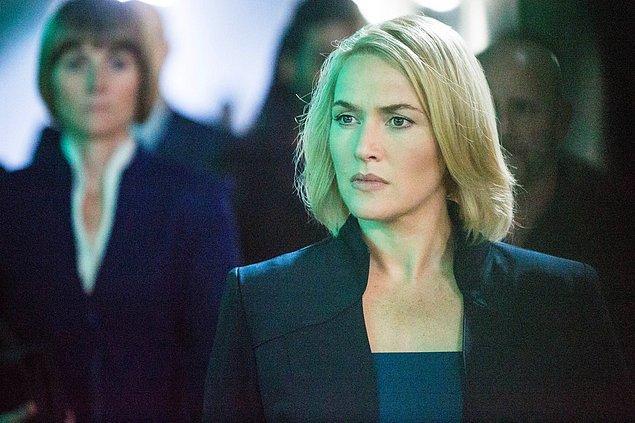 5. Kate Winslet - Divergent