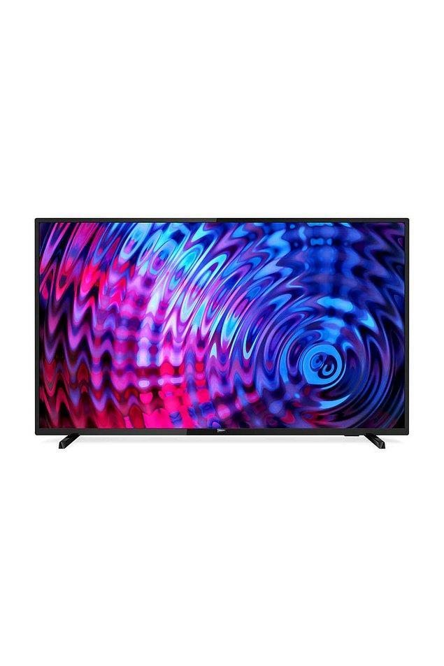 7. Televizyonlarda da güzel fırsatlar var. Philips 109 ekran televizyon 3500 TL'den 2638 TL'ye düşmüş. Neredeyse 1000 TL indirim demek, bence gayet iyi.