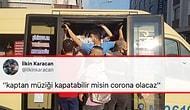 Koronavirüs Nedeniyle 81 İle Müzik Yasağı Gelince Haklı İsyanı İçin Çareyi Mizahta Bulmuş 15 Kişi